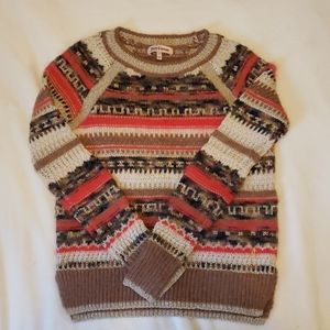 Juicy Couture Multicoloured Wool Sweater